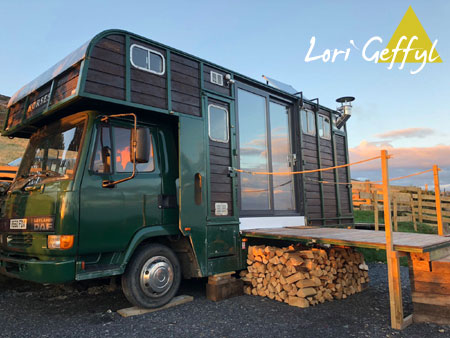 Image of the Horsebox in Wales