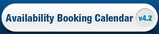 Availability Booking Calendar